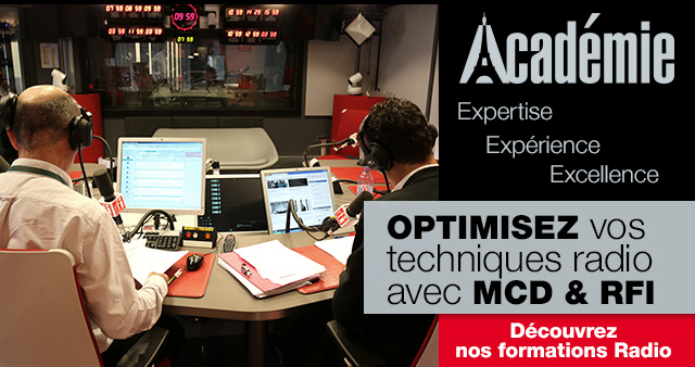 Formations tv radio multim dia l 39 acad mie france 24 for Radio monte carlo doualiya